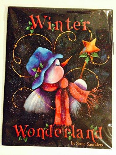 Winter Wonderland Decorative Painting Craft Book