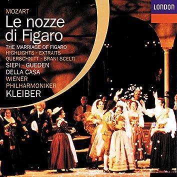 Mozart: Le Nozze di Figaro - (highlights)