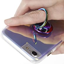 Case-Mate - Phone - RINGS - Holder - Phone Grip Stand - Universal - Solid Iridescent