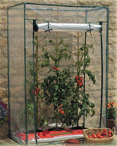 Tomaten Gewächshaus PVC Abdeckung