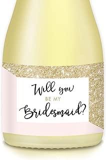 bridesmaid decal sticker