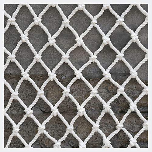 Review XXN Protect Net,Balcony Stair Safety Protection Kids Prevention Cargo Net Garden Plant Decora...