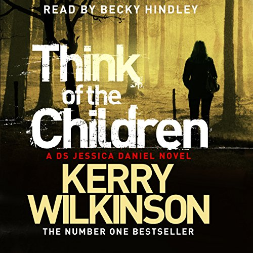 Think of the Children audiobook cover art
