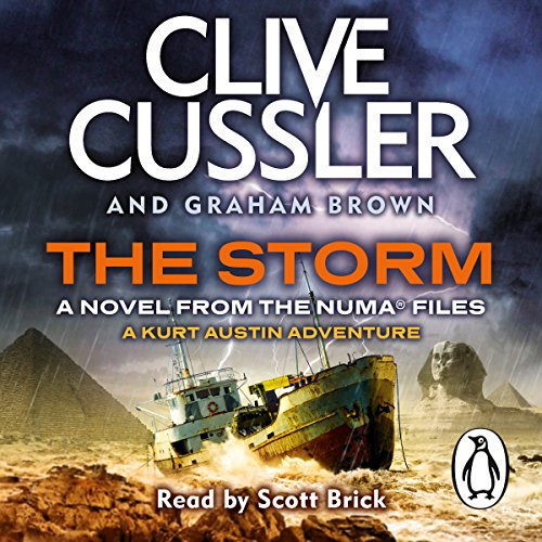 Couverture de The Storm