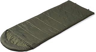 Snugpak(スナグパック) 寝袋 ノーチラス スクエア 連結対応 オリーブ 2シーズン対応 丸洗い可能 [快適使用温度3度] (日本正規品)