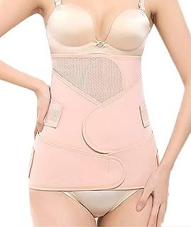 3 in 1 Postpartum Girdle C Section Corset-Recovery Belly/Waist/Pelvis Belt Body Shaper Postnatal Shapewear