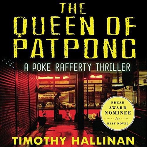 The Queen of Patpong audiobook cover art