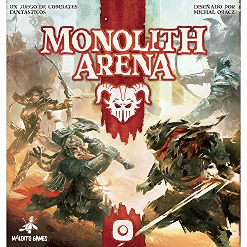 Maldito Games Monolith Arena - Castellano