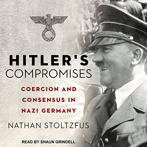 Hitler's Compromises audiobook cover art