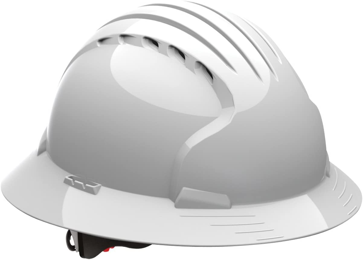 Recommended Evolution Deluxe 6161 280-EV6161-10V Full Hat with security HDP Brim Hard