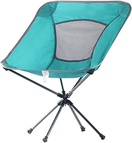 CATRP Camping Pliant Les Chaises Compact Ultra-léger Alliage D'aluminium Support Portable Festival Siège De Pêche, 4 Couleurs