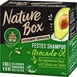 Nature Box Fest-Shampoo Avocado-Öl, 85 g