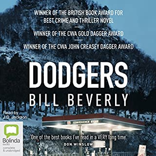 Dodgers                   By:                                                                                                                                 Bill Beverly                               Narrated by:                                                                                                                                 J. D. Jackson                      Length: 10 hrs and 17 mins     5 ratings     Overall 4.0