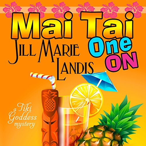 Mai Tai One On audiobook cover art