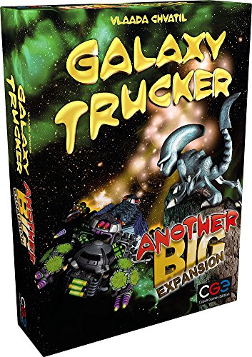 Czech Games Edition CGE00018 Galaxy Trucker Another Big Expansion Game (Toy)