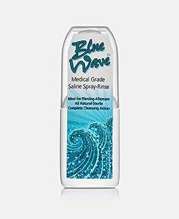 راه حل تمیز کردن نمک موج موج خال کوبی موج تاتو - همه شستشو استریل طبیعی برای پیرسینگ ها