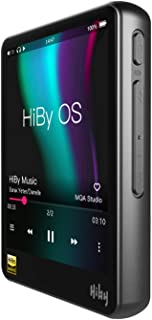 HiBy R3Pro Network Streaming Music Player Hires Lossless Digital Audio Wave MQA 5Gwifi LDAC DSD DSD DSD Network Broadcasti...