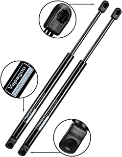 Front Hood Lift Supports Vepagoo for Nissan Murano 2003-2007 Gas Charged Hood Lift Support Shock Strut (Set of 2)