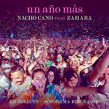 Un Año Mas (En Directo / Sonorama Ribera 2019)