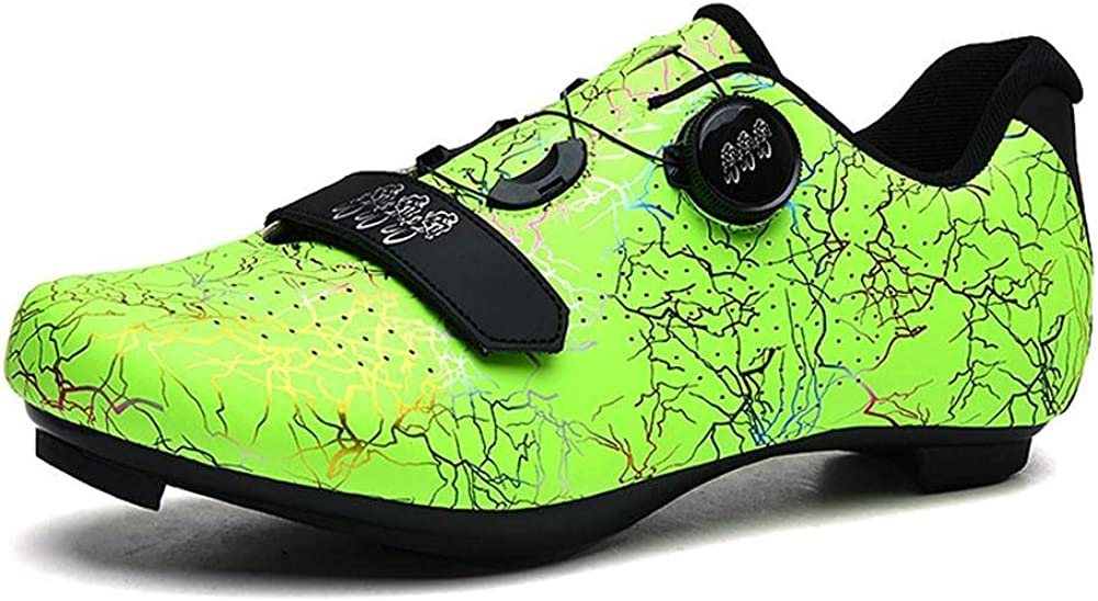 ZEROYOYO MTB Shoes Mens Free shipping on posting reviews Don't miss the campaign Womens Compatibl Road Bike Cycling