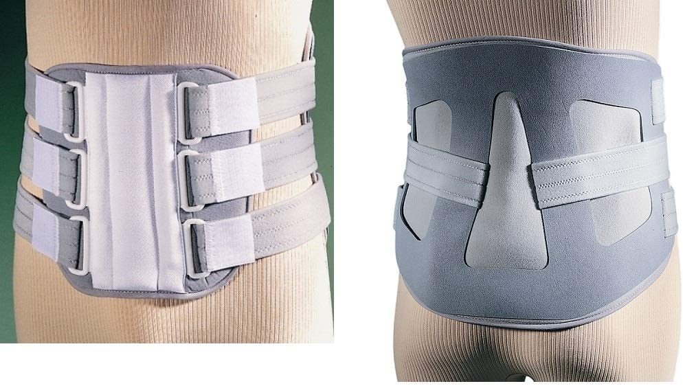 Rigid LSO Max 68% OFF Lumbar Popular overseas Sacral Orthosis with for Back E Brace chairback