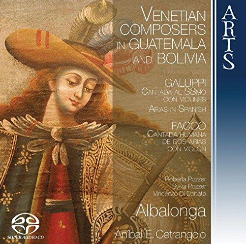 Les Compositeurs Vénitiens Au Guatémala Et En Bolivie
