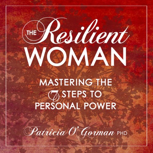 The Resilient Woman audiobook cover art