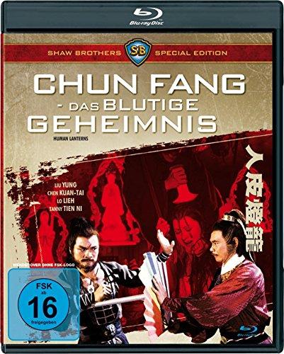 Chun Fang - Das blutige Geheimnis [Blu-ray] [Special Edition]