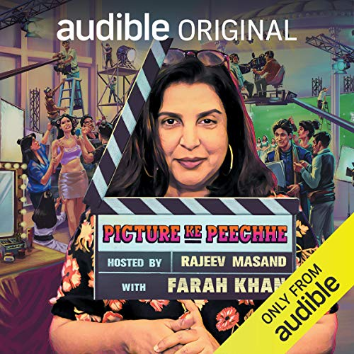 Making of Main Hoon Na with Farah Khan Kunder and special guest Shah Rukh Khan cover art