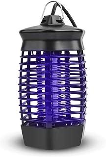Lámpara Anti Mosquitos, 4W UV Repelente de Mosquitos, Trampas para Insectos Mosquito, Electrico ...
