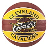 Spalding NBA Team CLEVELAND CAVS SZ.7 (83-504Z) - Pallone da basket, multicolore...