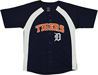 tigres baseball jersey