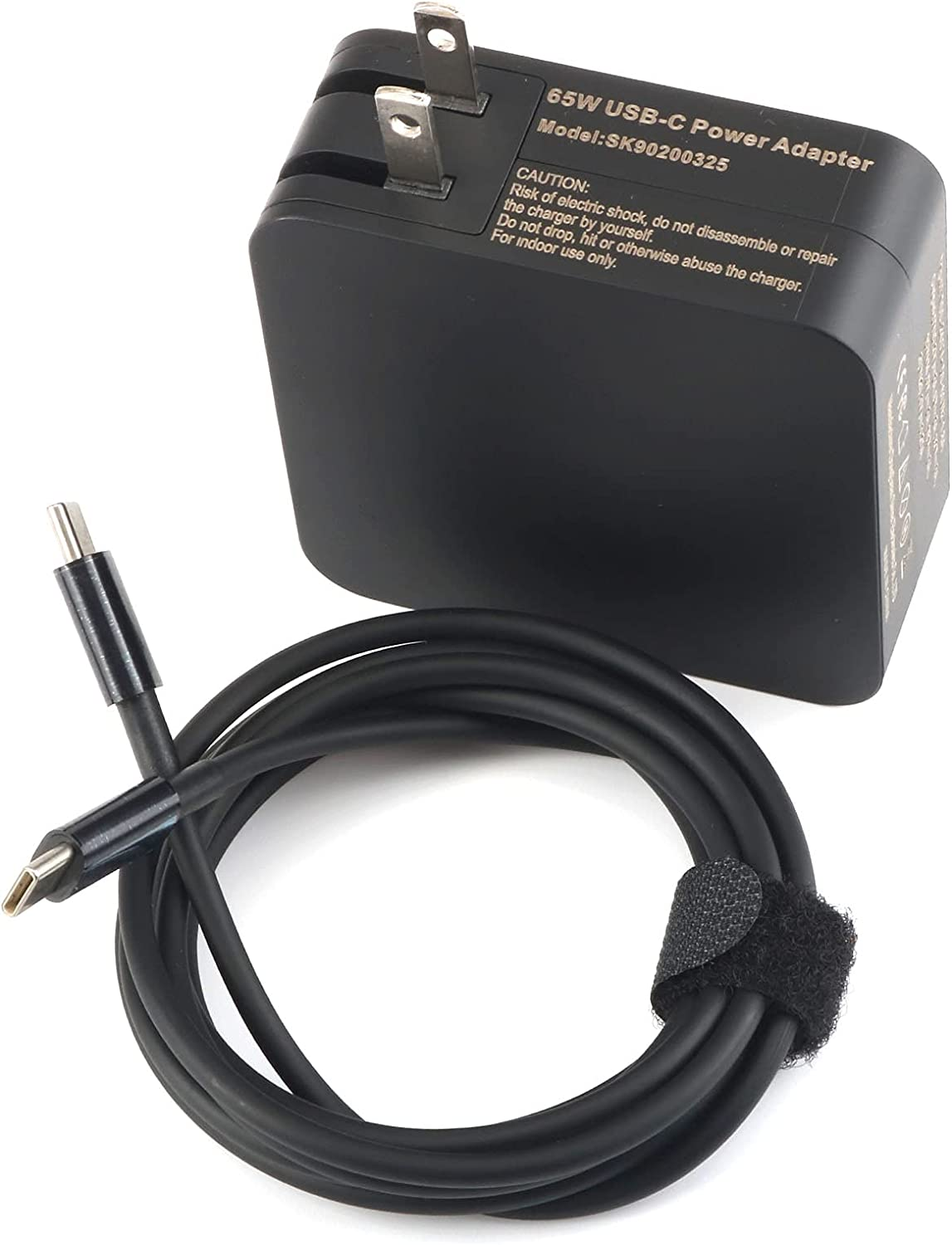 65W New mail order Type C Charger Power Adapter 100e 300e Max 64% OFF Lenovo Chromebook for