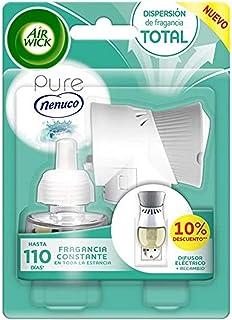 Air Wick Électrique Appareil et Recharge de Désodorisant Automatique Electrique Essence pour Maison avec Parfum Nenuco - 1...