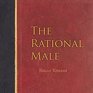 The Rational Male audiobook cover art