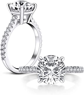 Best round cut engagement rings Reviews