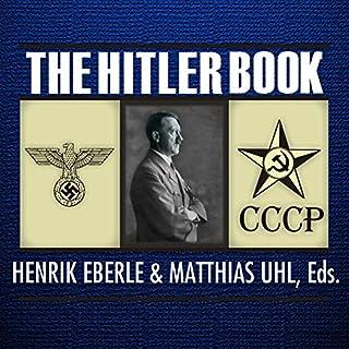 The Hitler Book cover art