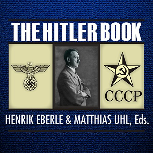 The Hitler Book audiobook cover art