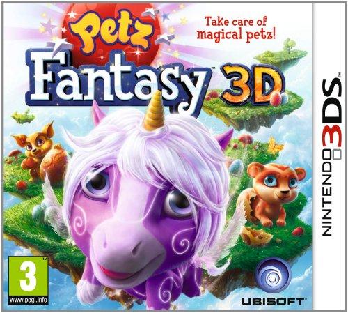 Fantasy Petz 3D (Nintendo 3DS) [Edizione: Regno Unito]