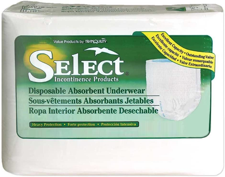 Disposable Absorbent Underwear Size: service Extra Small Quantity limited