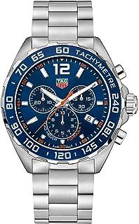 TAG Heuer - orologio uomo Formula 1 chronografo 43mm quadrante BLU quarzo Acciaio CAZ1014.BA0842