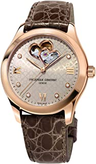 Frederique Constant Geneve - Ladies Automtic FC-310LGDHB3B4 Reloj Automático para Mujeres