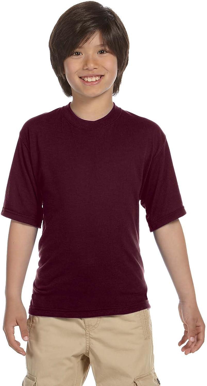 Jerzees Sport T-Shirt (21B) Maroon, S