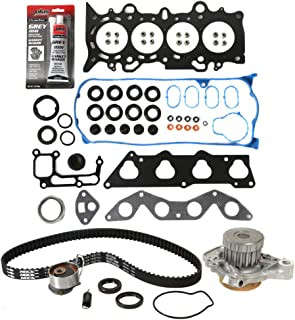 MOCA Timing Belt Water Pump Kit and Head Gasket Set for...