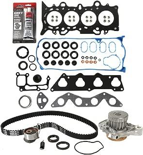 MOCA Timing Belt Water Pump Kit and Head Gasket Set for...