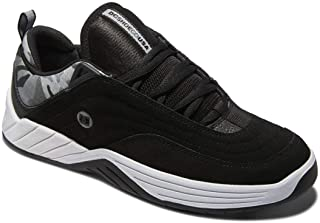 DC Shoes Williams Slim S - Chaussures de Skate en Cuir pour Homme ADYS100573