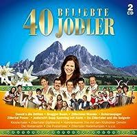 40 Beliebte Jodler