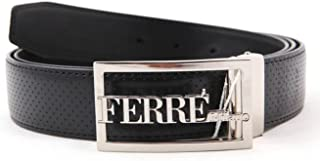 GIANFRANCO FERRÈ 1816-U900 Leather belt Men