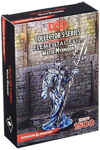 Gale Force Nine GF971042 - Brettspiele, Temple of Elemental Evil, Water Myrmidon, 1 Figur