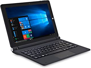 iOTA ONE 10.1 英寸二合一笔记本电脑 - (黑色)(英特尔四核 Atom 1.33 GHz 处理器,2 GB 内存,32GB eMMC 存储,Windows 10)IO004  One (New Version) without Office 365 Personal